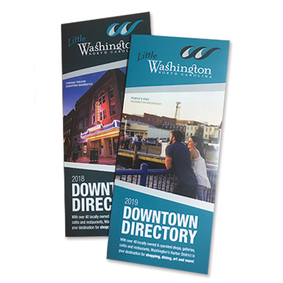 Washington Downtown Directory